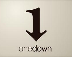 logo-one-down-design-dual-concept-inspiration