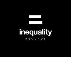 logo-inequality-records-design-dual-concept-inspiration