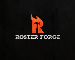 logo-roster-forge-design-dual-concept-inspiration