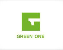 logo-green-one-design-dual-concept-inspiration