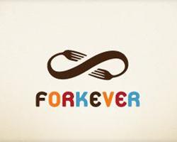 logo-forkever-design-dual-concept-inspiration