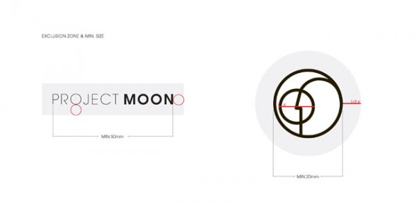 logo project moon