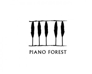 logo-design-piano-forest