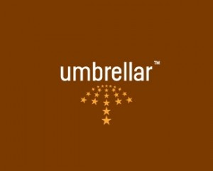 logo-design-umbrellar-umbrella-stars