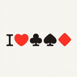 cuore-san valentino-logo-design-love-poker