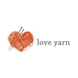 cuore-san valentino-logo-design-love-yarn