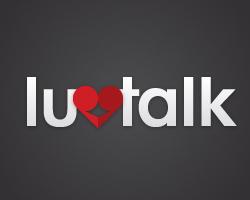 logo-design-numerical-punctuation-luvtalk
