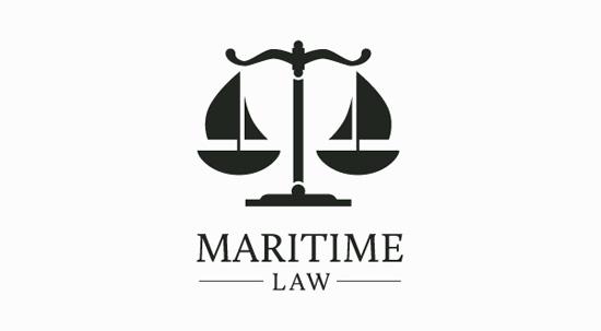maritime law logo