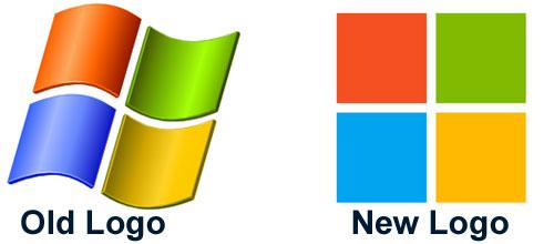 Il nuovo logo Microsoft