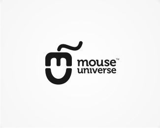 logo-design-minimalist-graphic-mouse-universe