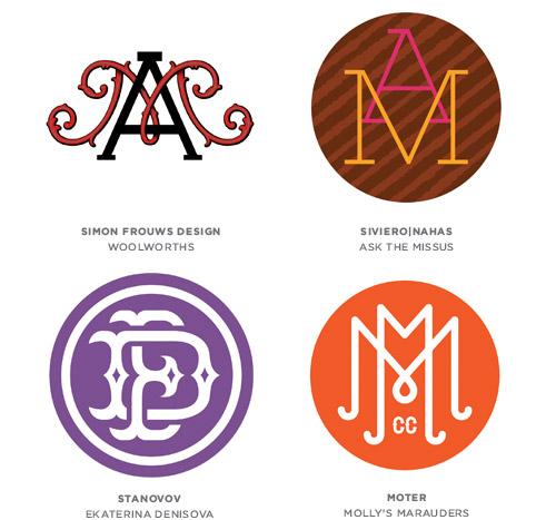 logo monogrammi