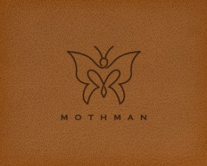 line-art-logo-design-mothman