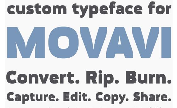 movavi-free-font-design