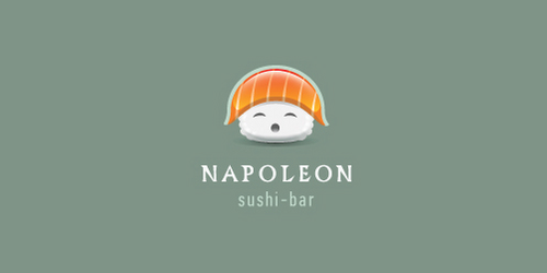 napoleon-logo-design-ristorante