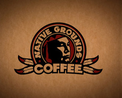 logo-design-vintage-style-native-grounds-coffee