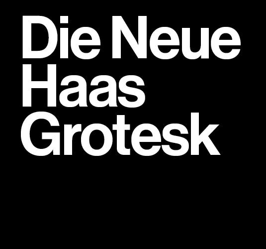 I Migliori Font Simili All'Helvetica