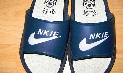 falso nike