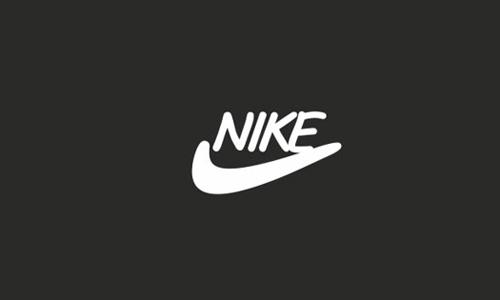 logo nike comic sans