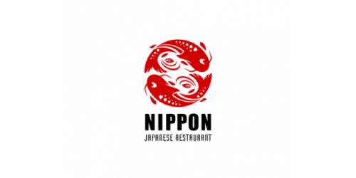 nippon-logo-design-ristorante