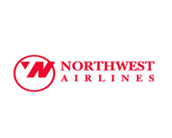 logo-design-inspiration-graphic-concept-northwest-airlines
