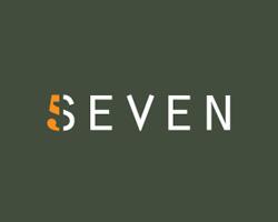 logo-number-design-negative-space-five-seven