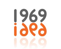 logo-number-design-negative-space-1969-idea