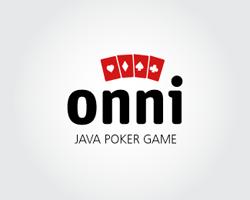 logo-design-gambling-games-poker-onni