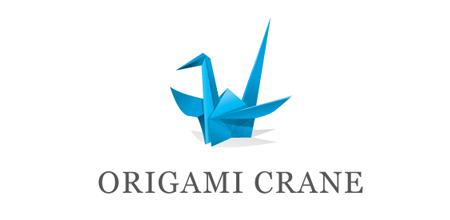 origami-inspired-logo-design-crane