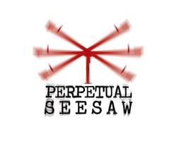 logo-design-oscillate-perpetual-seesaw