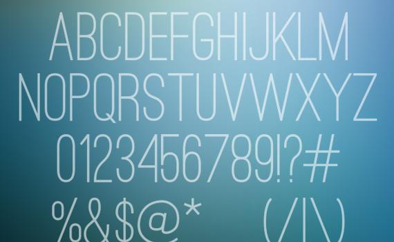 ostrich-sans-free-font-design