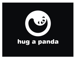 logo-design-graphic-inspiration-negative-space-concept-hug-panda