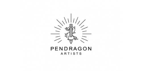 pendragon-artists-logo-design-leggendario