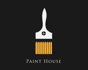 logo,design,paint,house,inspiration