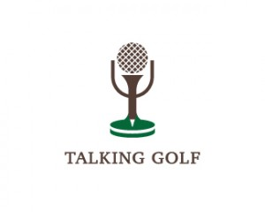 logo,design,golf,talk,talking,inspiration
