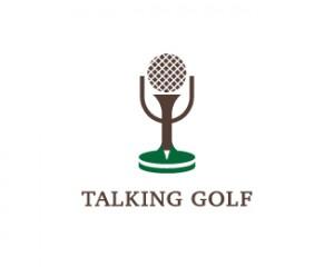 logo,design,golf,talk,talking,inspiration