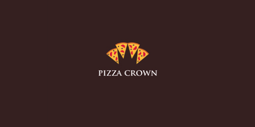 pizza-crown-logo-design-ristorante