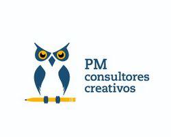 logo-design-animale-uccello-pm