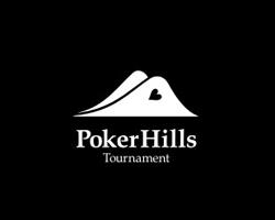 logo-design-gambling-games-poker-hills