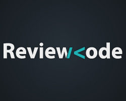 logo-design-numerical-punctuation-review-code