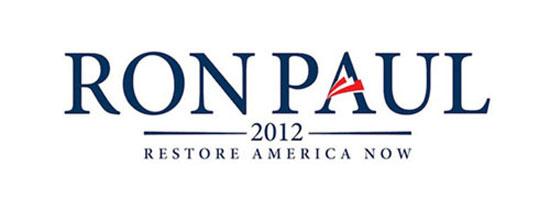I loghi dei candidati alle presidenziali USA 2012