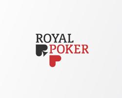 logo-design-gambling-games-poker-royal