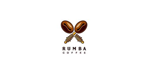 rumba-coffee-logo-design