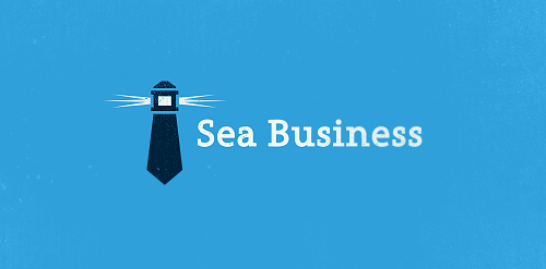 logo sea business