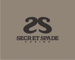 logo-design-gambling-games-poker-secret-spade