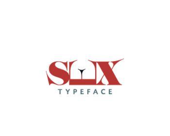 sex typeface