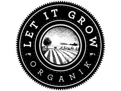 logo vintage grow