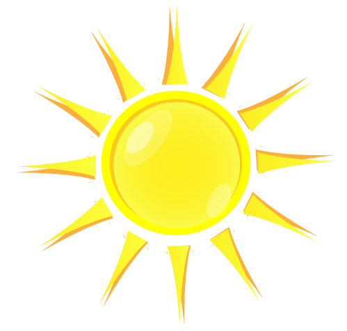 come creare un sole vettoriale con illustrator clip art of the sunbathers clip art of the sunrays