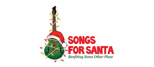 christmas-logo-design-songs-for-santa