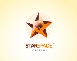 logo-design-gambling-games-poker-star-spade