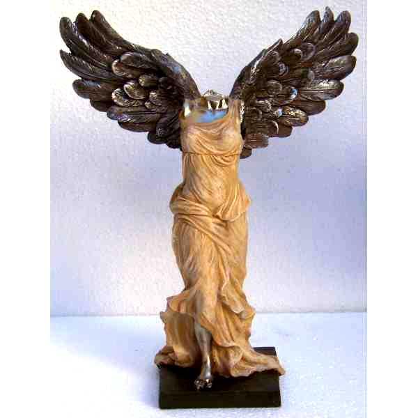 Il logo Nike e la mitologia greca